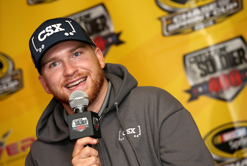 Chris Buescher (photo courtesy of Getty Images for NASCAR)