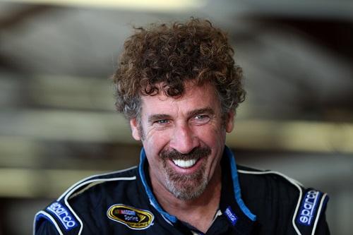 Boris Said (photo courtesy of Getty Images for NASCAR)