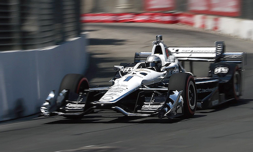 Photo courtesy of IndyCar