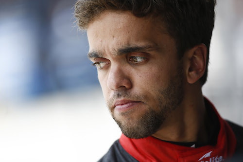 Rico Abreu (photo courtesy of Getty Images for NASCAR)