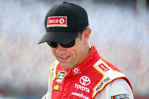 Matt Kenseth (photo courtesy of Getty Images for NASCAR)