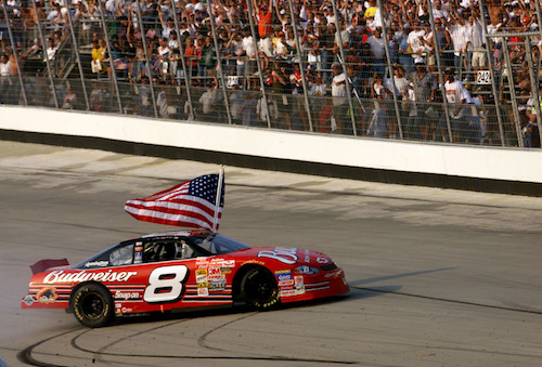 No. 88 Dale Earnhardt Inc. Chevrolet of Dale Earnhardt Jr. (photo courtesy of Getty Images for NASCAR)