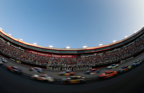NASCAR: Bristol promises unpredictability as drivers vie for playoff spots