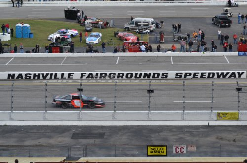Photo courtesy of Fairgrounds Speedway