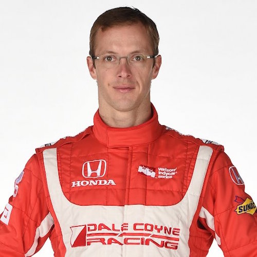 Sebastien Bourdais (photo courtesy of IndyCar)