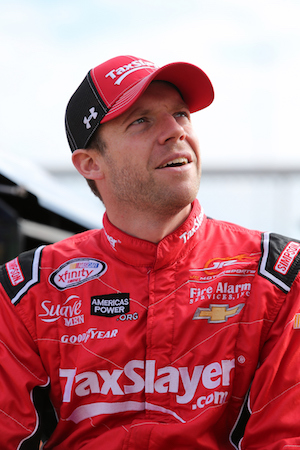 Regan Smith (photo courtesy of Getty Images for NASCAR)