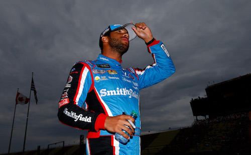 Darrell Wallace Jr. (photo courtesy of Getty Images for NASCAR)