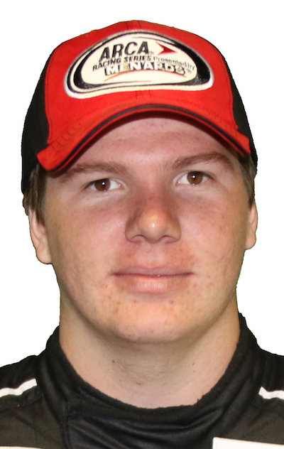Sheldon Creed (photo courtesy of ARCA Racing Series)