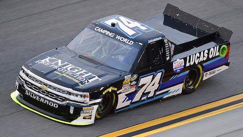 Photo courtesy of NASCAR