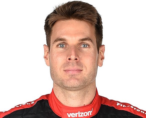 Will Power (photo courtesy of IndyCar)