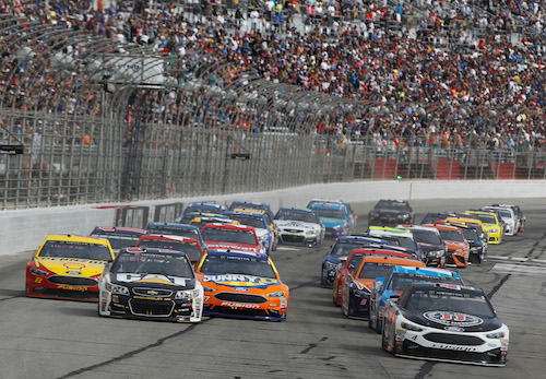 Atlanta Motor Speedway (photo courtesy of Getty Images for NASCAR)