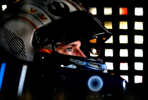 Brennan Poole (photo courtesy of Getty Images for NASCAR)