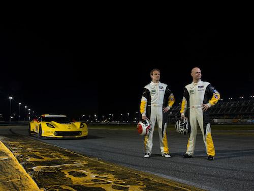 Photo courtesy of Corvette Racing