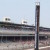 The grandstands at Indianapolis Motor Speedway in May 2014 (photo courtesy of Sopwith Motorsports Television Productions).