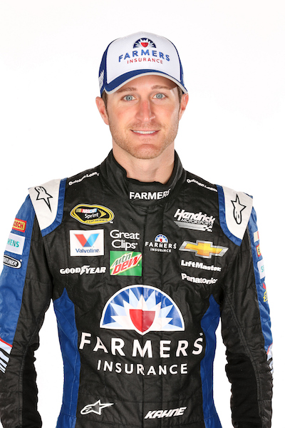 Kasey Kahne (photo courtesy of Getty Images for NASCAR)