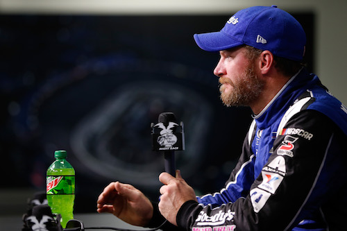 Dale Earnhardt Jr. (photo courtesy of Getty Images for NASCAR)