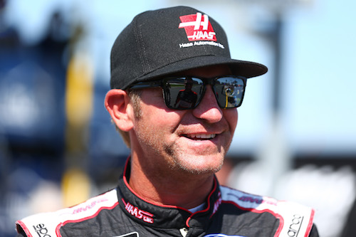 Clint Boywer (photo courtesy of Getty Images for NASCAR)
