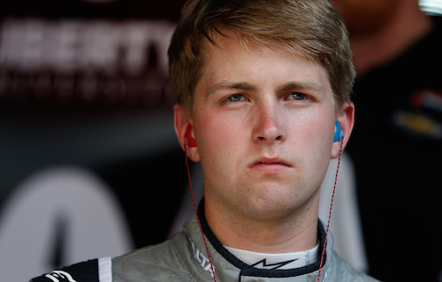 William Byron (photo courtesy of Getty Images for NASCAR)