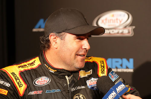 Brendan Gaughan (photo courtesy of Getty Images for NASCAR)
