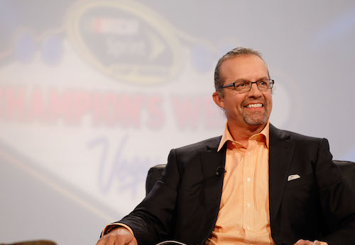 Kyle Petty (photo courtesy of Getty Images for NASCAR)