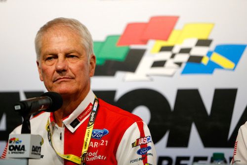 Eddie Wood (photo courtesy of Getty Images for NASCAR)