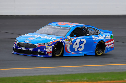 No. 43 of Richard Petty Motorsports (photo courtesy of Getty Images for NASCAR)