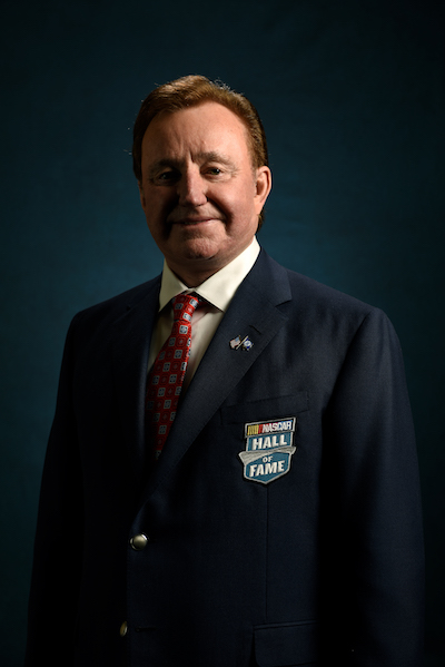 Richard Childress (photo courtesy of Getty Images for NASCAR)