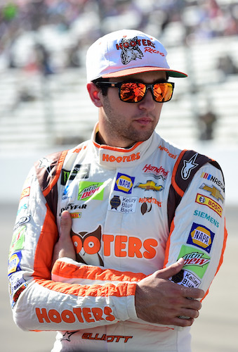 Chase Elliott (photo courtesy of Getty Images for NASCAR)