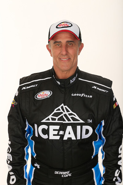 Derrike Cope (photo courtesy of Getty Images for NASCAR)