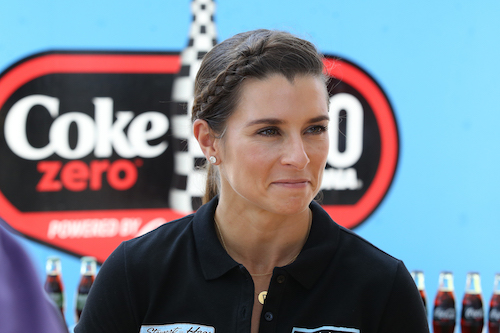 Danica Patrick (photo courtesy of Getty Images for NASCAR)