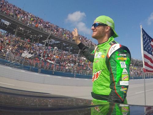 Dale Earnhardt Jr. (photo courtesy of Getty Images for NASCAR)