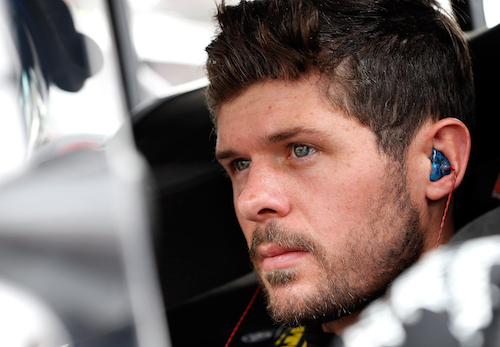 Ryan Truex (photo courtesy of Getty Images for NASCAR)