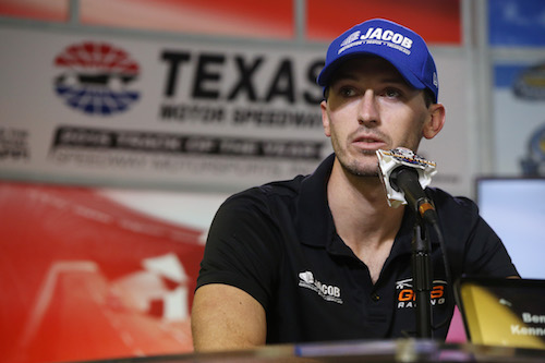 Ben Kennedy (photo courtesy of Getty Images for NASCAR)