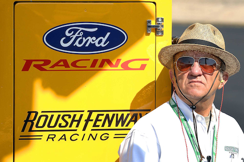 Jack Roush (photo courtesy of Getty Images for NASCAR)