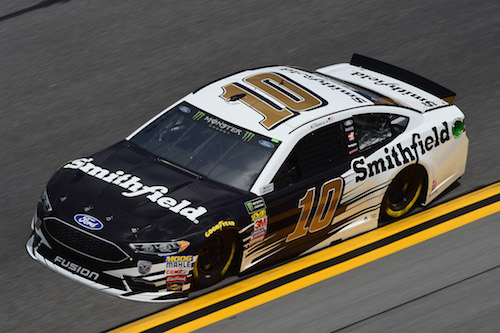 NASCAR Cup: Stewart-Haas Racing has tie to NCAA tournament spoiler