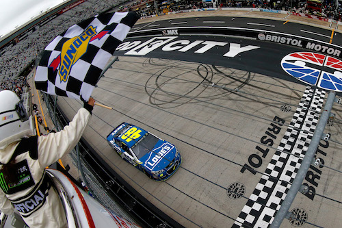 Nascar cup fans pick drivers 39 intro songs at bristol for Lodging near bristol motor speedway
