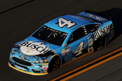 NASCAR Cup: Busch returns as 'Official Beer of NASCAR' and