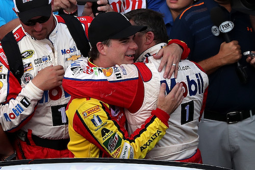 NASCAR Cup: Jeff Gordon, Tony Stewart to be inducted into Indianapolis Motor Speedway Hall of Fame