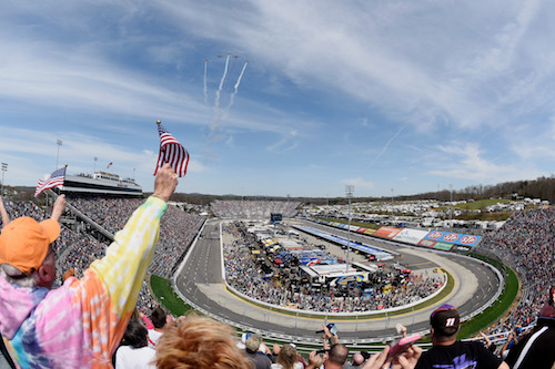 March Mayhem: 2018 STP 500