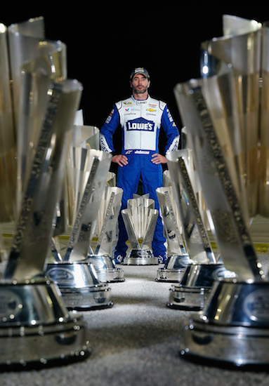 NASCAR Cup: Jimmie Johnson 'not done yet'