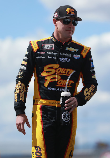 NASCAR Cup: Daniel Hemric plans debut at Richmond
