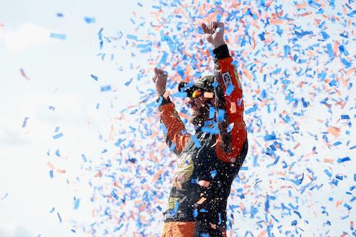 NASCAR Cup: Martin Truex Jr. hits career-milestone at Richmond Raceway