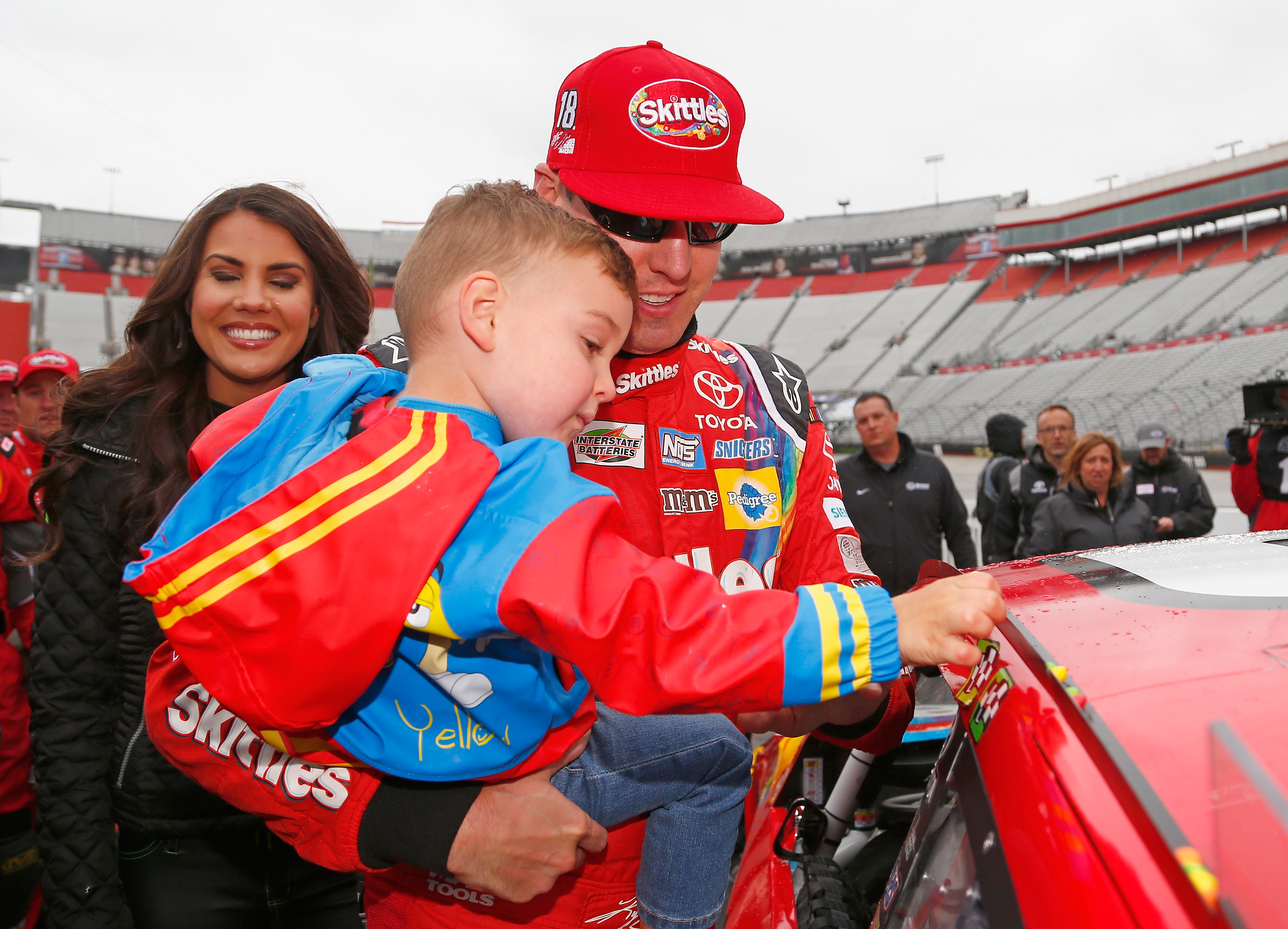 NASCAR Cup: Kyle Busch misses practice time at Richmond