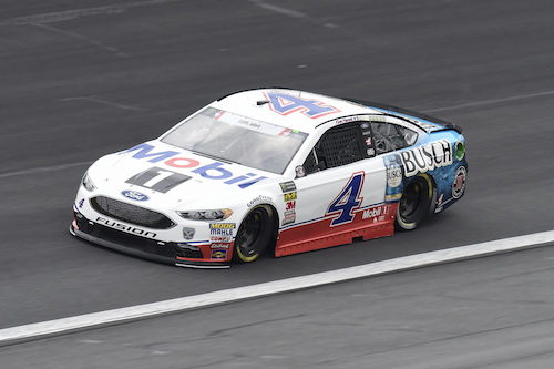 NASCAR Cup: Kevin Harvick's team penalized after inspection issue at Charlotte