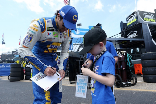 NASCAR Xfinity: Chase Elliott to run five races for GMS Racing