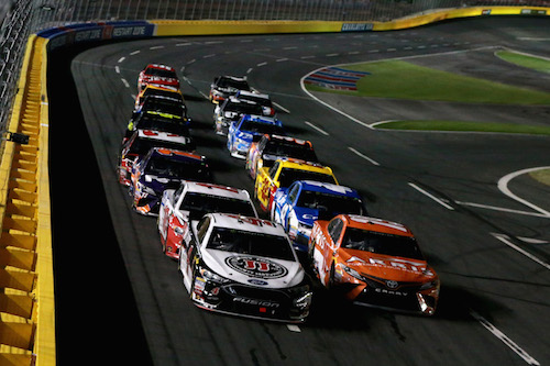ford nascar drivers for 2018