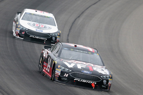 NASCAR Cup: Stewart-Haas Racing shuffles pit crew personnel