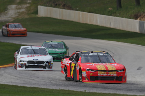 nascar xfinity justin allgaier scores second straight road course win auto racing daily. Black Bedroom Furniture Sets. Home Design Ideas