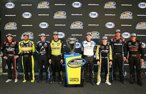 NASCAR Truck: 2018 playoff field set