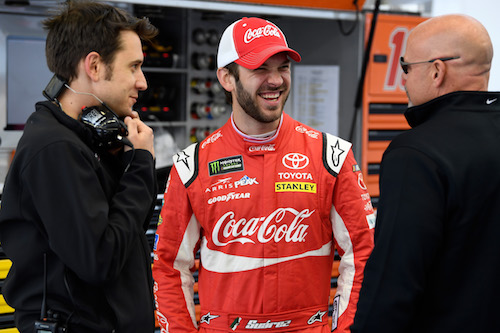 NASCAR Cup: Daniel Suarez among three who fail inspection at Richmond